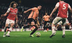 Kepayahan, Arsenal Harus Berbagi Angka Dengan Wolverhampton